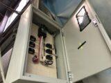 電力量計 収納用ボックス 粉体塗装品