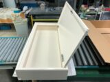 制御盤・配電盤用筐体 小型サイズ 粉体塗装品