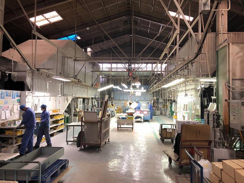 板金加工~粉体塗装までの一貫対応を支える塗装工場