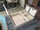 屋外用 集合計器盤(小型サイズ) 粉体塗装品